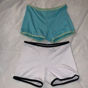 HANES girls under shorts